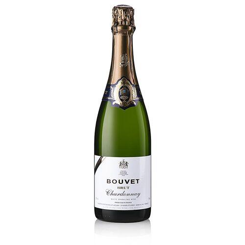 Bouvet Chardonnay, brut, weiß, Sekt Loire, 12,5% vol., 750 ml