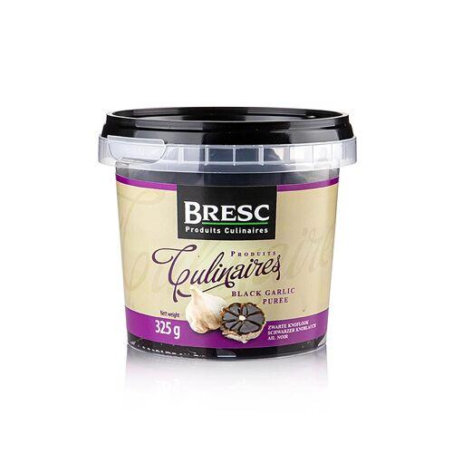 Schwarzer Knoblauch 70%, fermentiert, als Paste, Bresc, 325 g