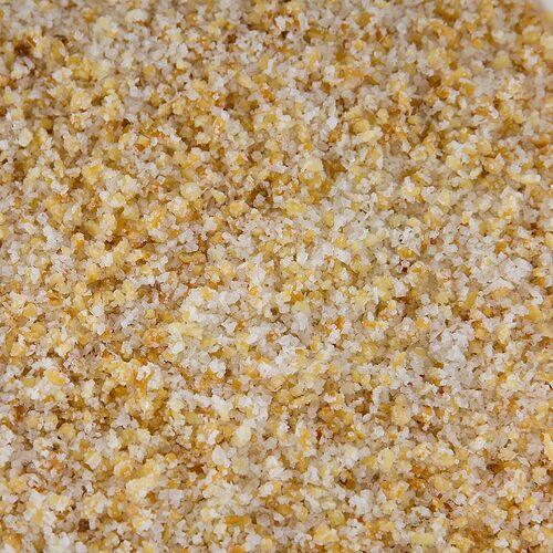 Cornish Sea Salt, Meersalzflocken mit geröstetem Knoblauch aus Cornwall/England, 1 kg