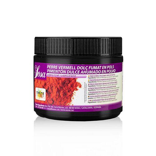 Paprikapulver, rot, süß, geräuchert, 250 g