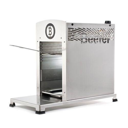 BEEFER - Gas Grill ONE PRO, für das perfekte Steak, 800°C, Edelstahl, 1 St