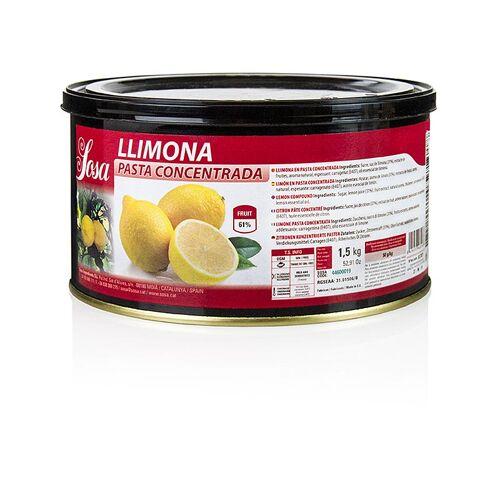 Paste - Zitronen, 1,5 kg