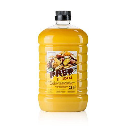 Prep Deli, Pflanzenöl mit Butteraroma, 2 l