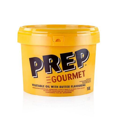 Prep Gourmet, Pflanzenöl mit Butteraroma, 10 l