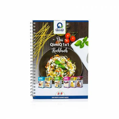 Das Qimiq 1x1 Kochbuch, Rezeptbuch, 1 St