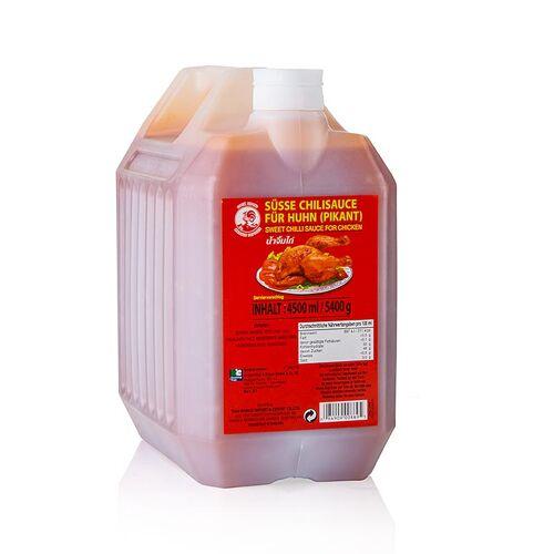 Chili-Sauce für Geflügel, Gold Label, Cock Brand, 4,5 l