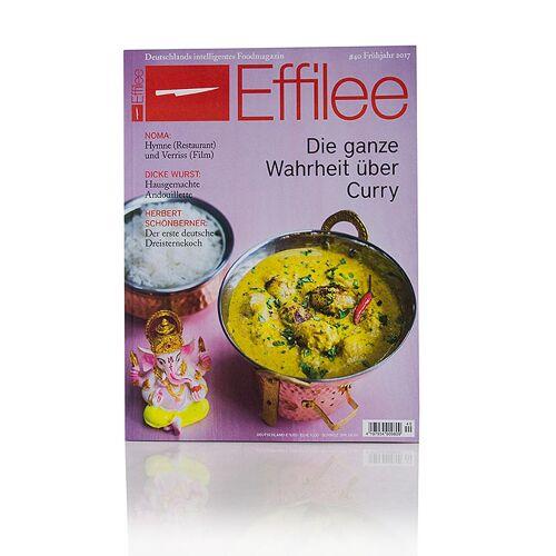 Effilee - Magazin für Essen und Leben, Ausgabe 40, 1 St