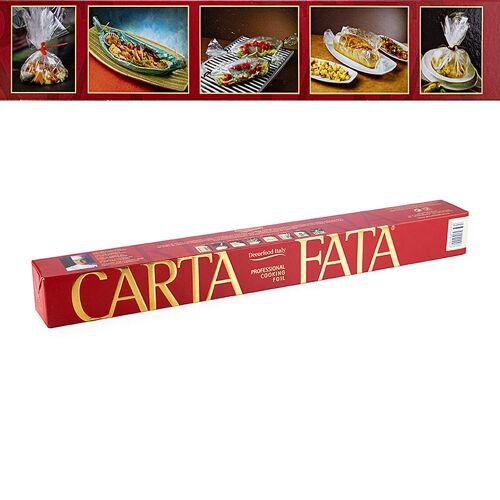 CARTA FATA® Koch u. Bratfolie, Hitzebeständig bis 220°C, 50cm x 10m, 1 St