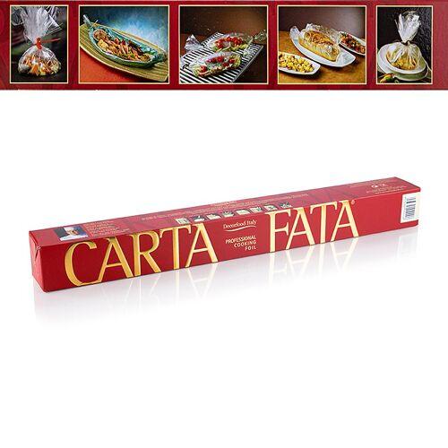CARTA FATA® Koch u. Bratfolie, Hitzebeständig bis 220°C, 50cm x 50m, 1 St