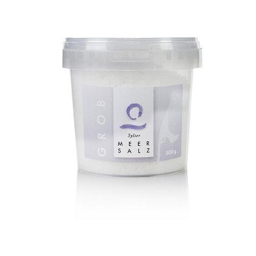 Sylter Meersalz, grob, 500 g