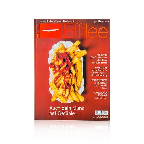 Effilee - Magazin für Essen und Leben, Ausgabe 42, 1 St