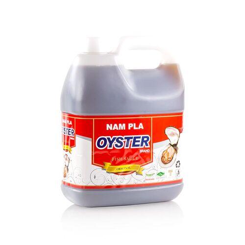 Fisch-Sauce, hell, Oyster Brand, 4,5 l