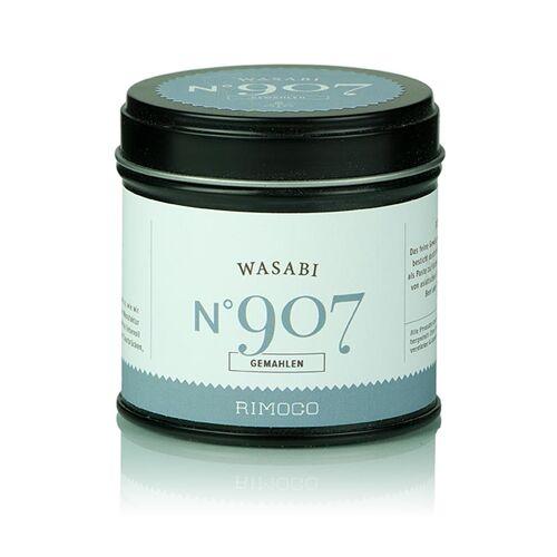 Wasabi - Grünes Meerrettich-Pulver, aus 100% Wasabi (Eutrema japonica), 40 g