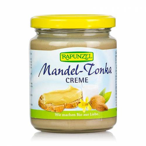 Mandel-Tonka Creme, Rapunzel, BIO, 250 g
