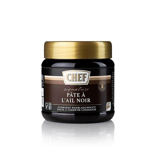 CHEF Premium Konzentrat - Schwarze Knoblauchpaste, für ca.12 Liter, 450 g