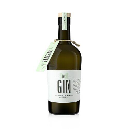 Schneeberger Dry Gin, 43,5% vol., Österreich, 500 ml