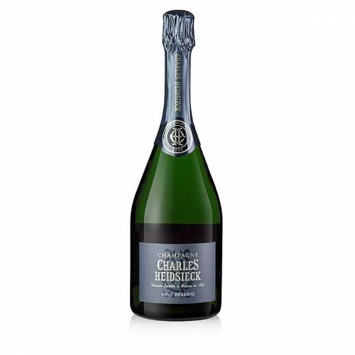 Champagner Charles Heidsieck, Réserve, brut, 12% vol., 750 ml