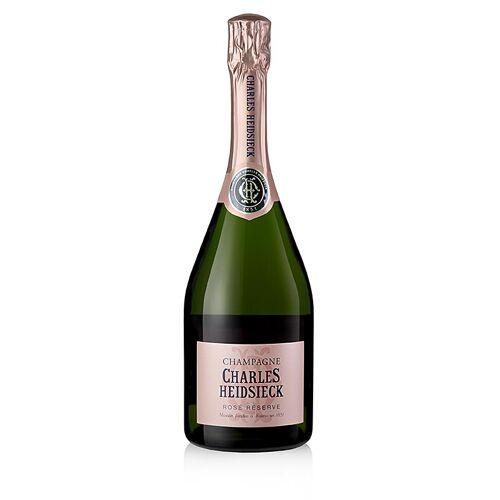 Champagner Charles Heidsieck, Rosé Réserve, brut, 12% vol., 750 ml