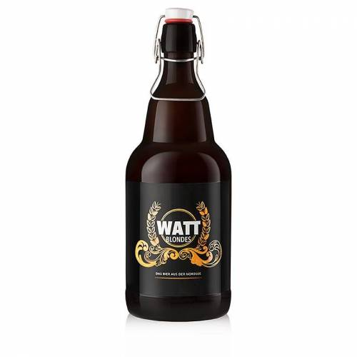 WATT Blondes, Sylter Bier, 4,9% vol., 2 l