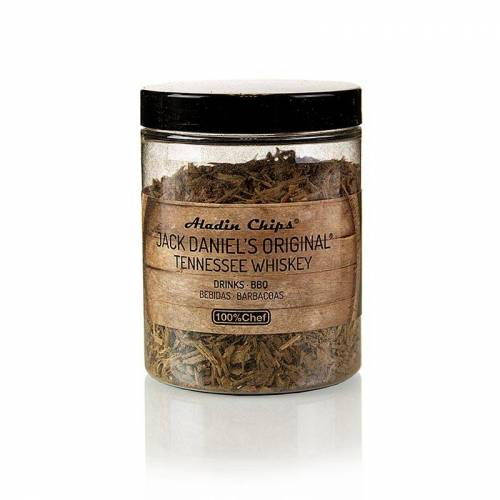 Aladin Räucherholz Jack Daniels Holz, 100% Chef, 80 g