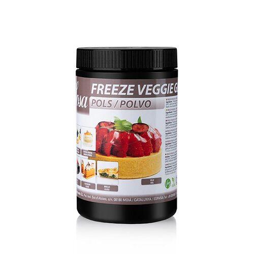 Freeze Veggi-Gel, Transparente Gelatine und frostsicher, 500 g