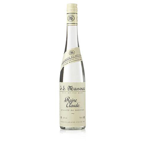 Massenez Reine Claude Prestige, Reneklodenbrand, 43% vol., Elsass, 700 ml