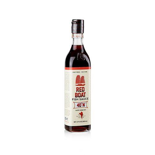 Fisch-Sauce, dunkel, Red Boat, Vietnam, 500 ml