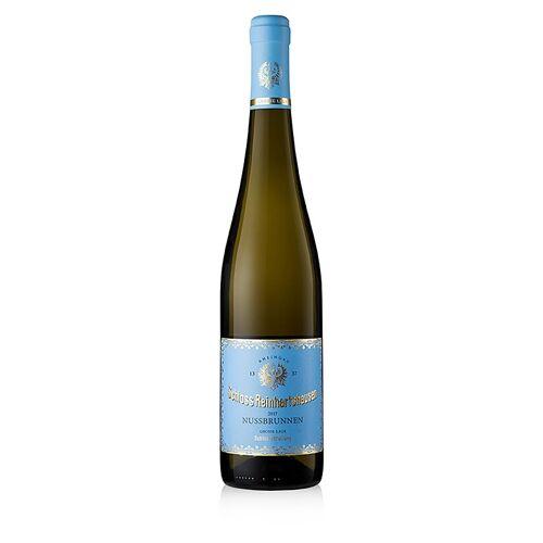 2017er Nussbrunnen GL Riesling, trocken, 11,5% vol., Schloss Reinhartshausen, 750 ml