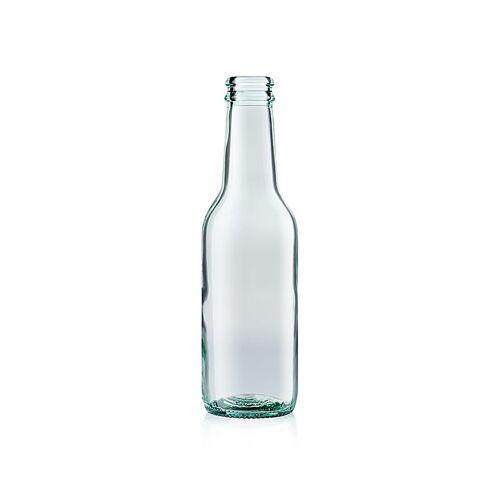 Gin Tonic Flaschen, leer, 200ml, ohne Deckel, 100% Chef, 24 St