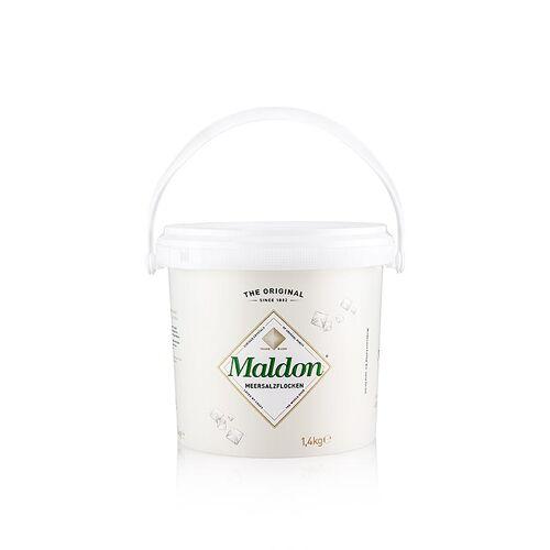 Maldon Sea Salt Flakes, Meersalz aus England, 1,4 kg