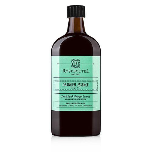 Rosebottel Orangen Essence (Essenz) Sirup, 500 ml