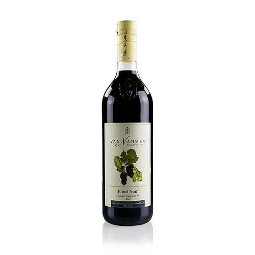 Pinot Noir Traubensaft rot (100% Direktsaft), van Nahmen, BIO, 750 ml