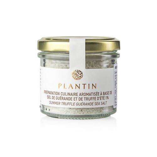 Trüffel-Salz, Guerande-Meersalz mit Sommertrüffel, Plantin, 100 g