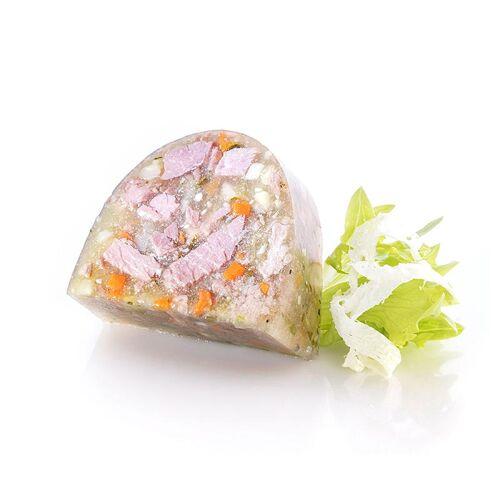 Tafelspitzsülzchen, mit Gemüse & Meerrettich, TK, 500 g