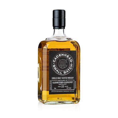 Single Malt Whisky Glenrothes 1996 Cadenhead, 22 Jahre, 50,1% vol., Speyside, 700 ml