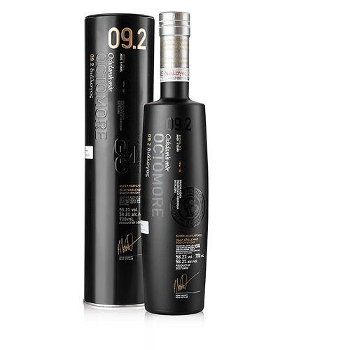 Single Malt Whisky Bruichladdich Octomore 09.2., 58,2% vol., Islay, 700 ml