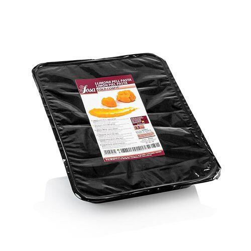 Sosa Paste - Zitronenschalen, 3,5 kg