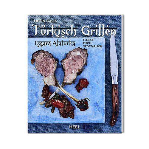 Izgara Alaturka - Türkisch Grillen, Rezepte von Metin Calis, 1 St