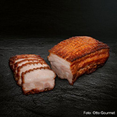 Sous-vide Schweinebauch, gegart, Otto Gourmet, TK, ca.1.000 g