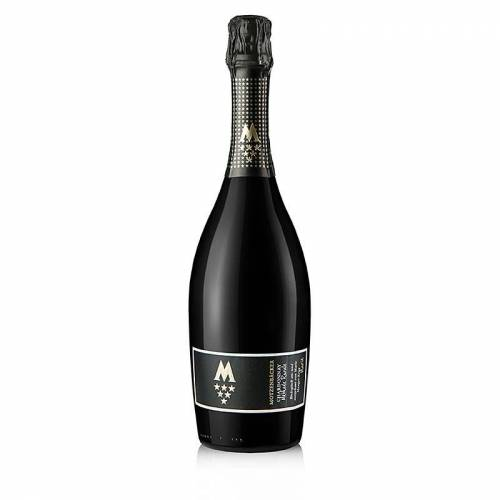 2015er Chardonnay Sekt brut, Methode Rurale, 12,5% vol., Motzenbäcker, BIO, 750 ml