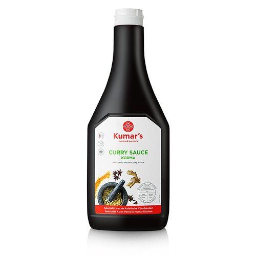 Kumar Curry Sauce Korma (1025526), 875 ml