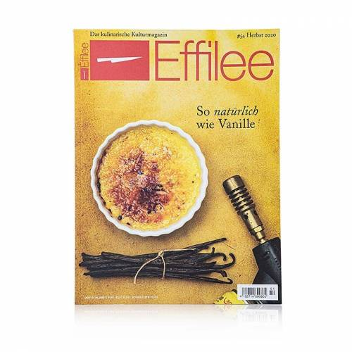 Effilee - Magazin für Essen und Leben, Ausgabe 54, 1 St
