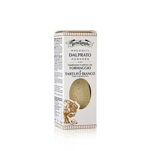 TARTUFLANGHE DALPRATO® Parmigiano mit w. Trüffel Pulver, dehydriert, 40 g