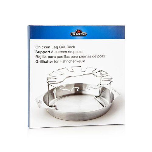 Grillzubehör - Hähnchenkeulen-Halter inkl. Schale, 1 St