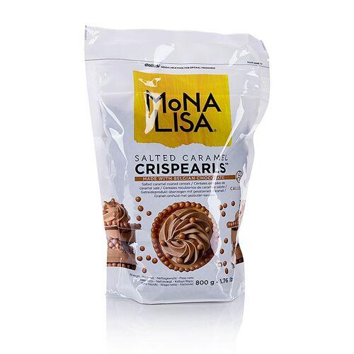 Crispearls™ Salted Caramel, knus. Salzkaramell Perlen, Mona Lisa Callebaut, 800 g