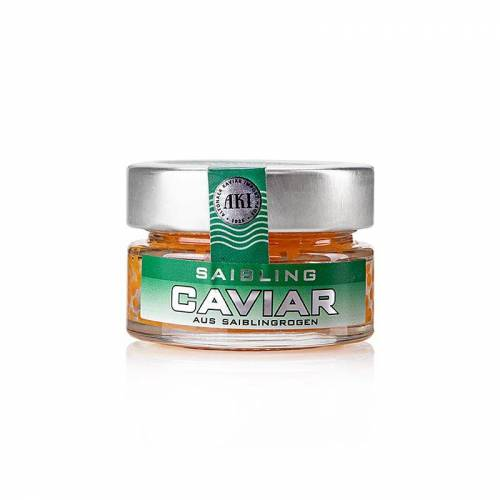 Saiblings-Kaviar Gold, Saisonartikel, AKI, 50 g