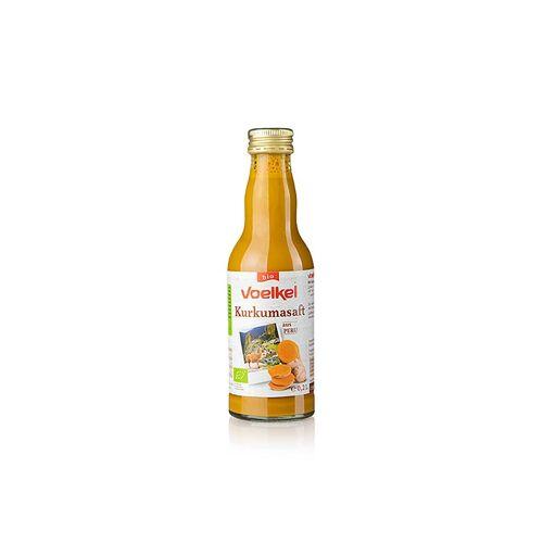 Kurkumasaft, Voelkel, BIO, 200 ml