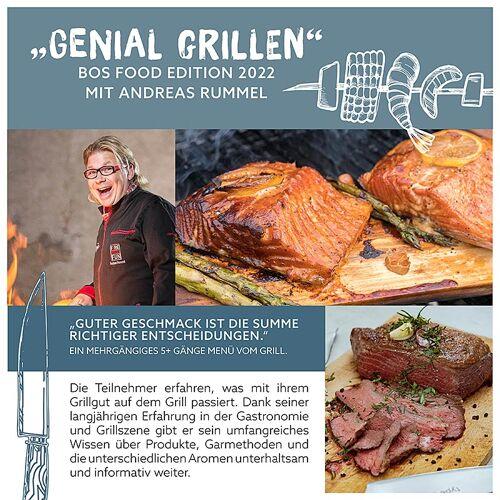 Grillseminar 2021 Rummels Genial Grillen, 30. August 2021, ab 15.30 Uhr, 1 St