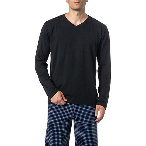 Schiesser Mix & Relax Langarmshirt 163846/000 58
