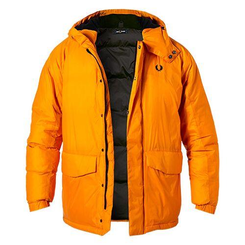 Fred Perry Parka J7512/666 orangeM